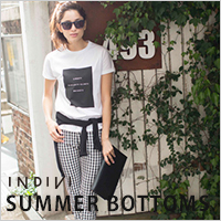 INDIVI SUMMER BOTTOMS