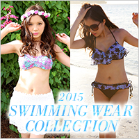 2015 SWIMMING WEAR COLLECTION