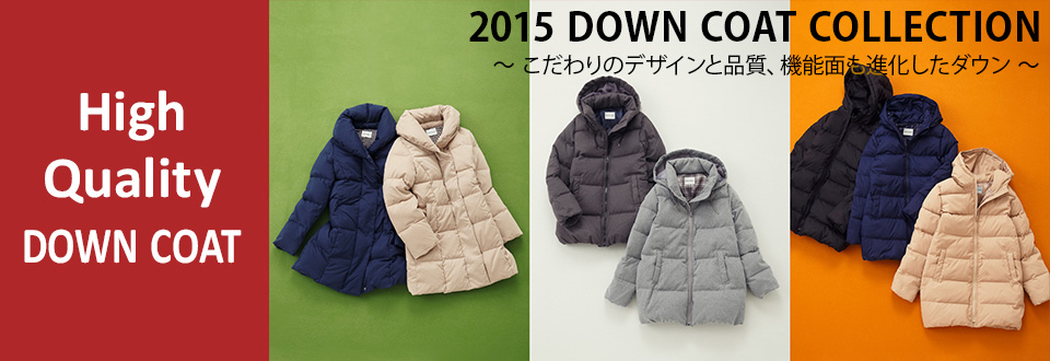 High Quality DOWN COAT