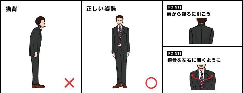 スーツを3倍カッコよく着こなせる3つのポイント Takeo Kikuchi
